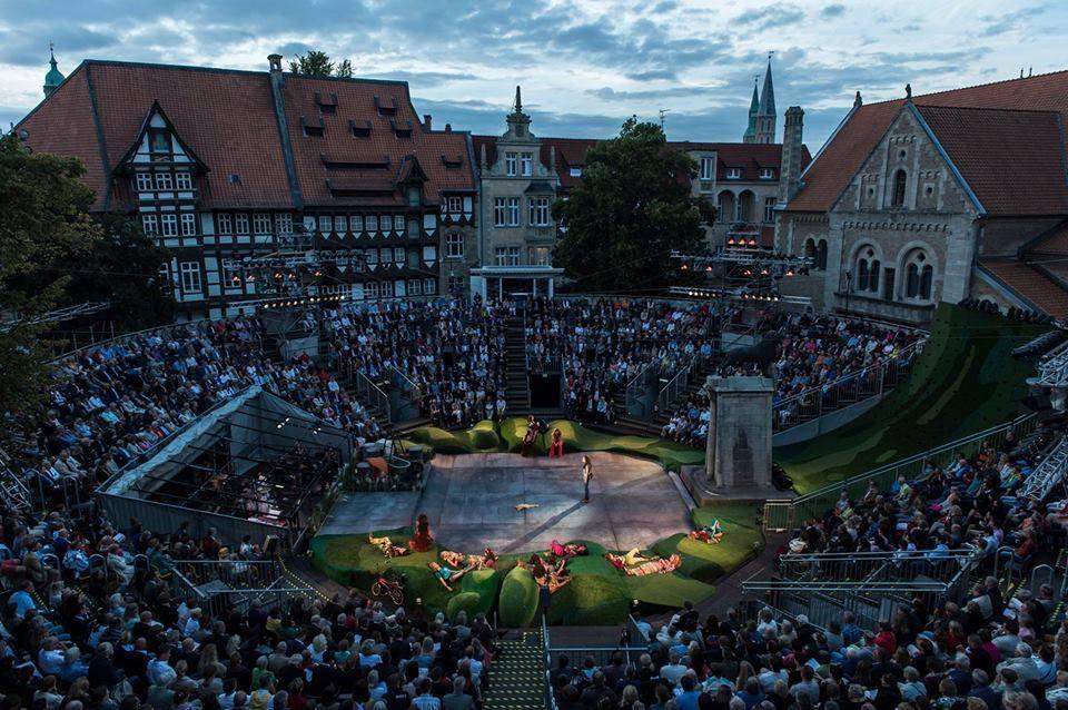 © Volker Beinhorn - Staatstheater Braunschweig