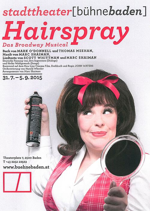 Hairspray - Bühne Baden